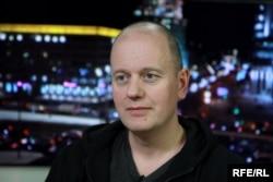 Film director Aleksei Krasovsky