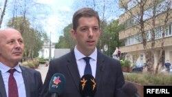 Drejtori i Zyrës për Kosovën në Qeverinë e Serbisë, Marko Gjuriq.