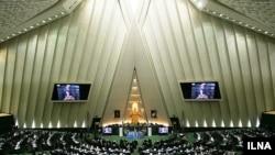 صحن مجلس شورای اسلامی در بهارستان