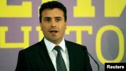 Lideri i opozitës në Maqedoni, Zoran Zaev.