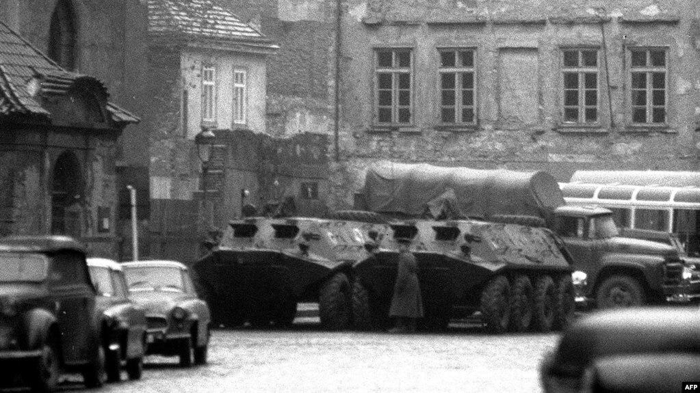 Как душили «Пражскую весну»: Чехословакия, июль 1968-го