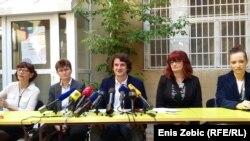 Konferencija za tisak Ekspertne skupine, Zagreb, 23. svibnja 2016.