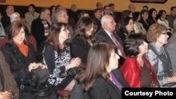 الجالية العراقية في ولاية ميشيغان الأميركية في ندوة أقيمت إحتفالاً بعيد المرأة