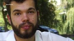 Украинец в Крыму – я не уеду (видео)