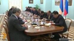 Վարչապետը այցելել է Մոսկվա