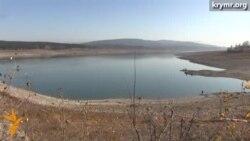 Есть ли вода в симферопольском водохранилище?