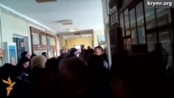 В Бахчисарае заблокировали работу райпотребсоюза