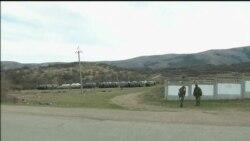 Ruske trupe u bazi Perevalnoye