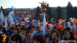 Գյումրին պաշտոնապես հռչակվեց ԱՊՀ մշակութային մայրաքաղաք
