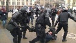 Задержания в Минске на День Воли