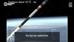 «Быстро мы прилетели»: съемка космонавтов «Союза» во время аварии ракеты (видео)