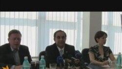 Asif J. Chaudhry la Clubul de presă