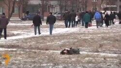 Civilians Killed In Rocket Attack In Eastern Ukraine