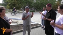 """Campania """"AICI e Europa Liberă"""" a revenit la Basarabeasca"""