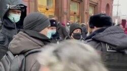 Soția lui Aleksey Navalnîi a fost reținută de Poliție