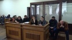 Заседание Верховного суда по делу Анзора Тарбы