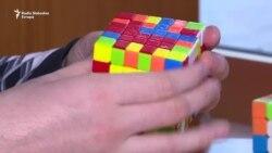 Majstor za Rubikovu kocku