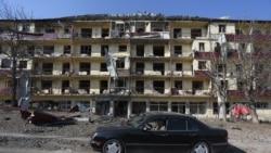Ադրբեջանը հրթիռակոծել է Արցախի բնակավայրերը, կան վիրավորներ