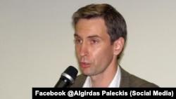 Algirdas Paleckis (file photo)