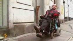 Disabled In Prague