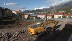 Budvani brane Miločerski park