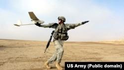 Американський безпілотник Raven, про поставки якого до України США заявили 11 березня