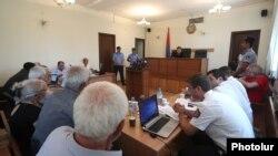 Судебное заседание по делу Роберта Кочаряна