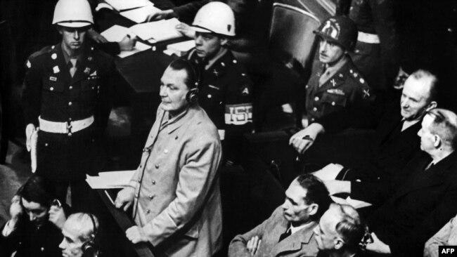 Nirnberški proces nacističkim liderima bio je jedinstven u istoriji