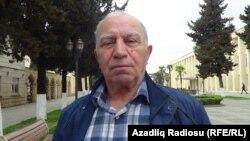 Keçmiş gömrük işçisi Elman Hüseynov, 16 aprel 2017