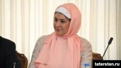 Талия Минуллина, руководитель Агентства инвестиционного развития РТ