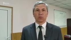 Мадумаров: Такталбаган аймактагы курулуштар токтойт