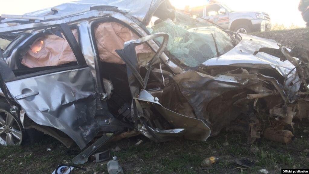 аварии из за превышения скорости - фото 8