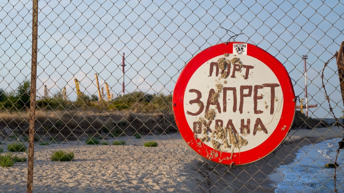 Life Is No Beach For Crimeans Seeking Surf And Sun