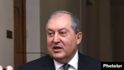 Արմեն Սարգսյանն ընտրվեց Հայաստանի նախագահ