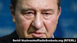 Ильми Умеров, заместитель председателя меджлиса крымско-татарского народа. Киев, 13 ноября 2017 года.