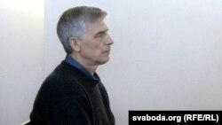 Віктар Серабро ў судзе