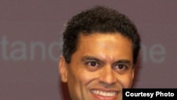 Fareed Zakaria's reports from Tehran have drawn the ire of Iranian state television.