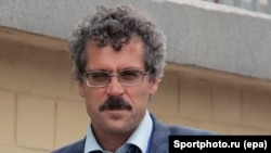 Grigory Rodchenkov in 2007, when he was director of Russia's anti-doping laboratory