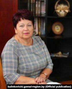Натальля Прохарава