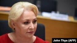 Viorica Dăncilă vrea ca secretarul general al PSD să fie ales în Comitetul Executiv, la propunerea sa.
