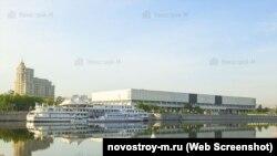 Вигляд з квартир ЖК Barkli Plaza у Москві