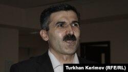 Azerbaijani oppositionist Oqtay Gulaliyev