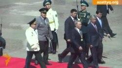 За кулисами инаугурации президента Казахстана