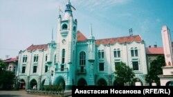 Ратуша в Мукачеве