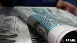 İ.Əliyevin çıxışından yadda təkcə bir cümlə qaldı: «mətbuat böyük yol keçib...».