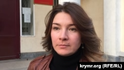 Дружина Ахтема Чийгоза Ельміра Аблялімова