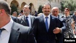 Поранешниот либански премиер, Саад ал-Харири.