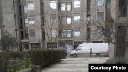 Студентскиот дом Гоце Делчев во Скопје. Фото: novatv.mk