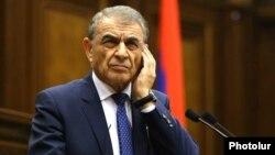 Спикер парламента Армении Ара Баблоян