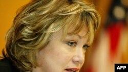 U.S. Under Secretary of State Ellen Tauscher
